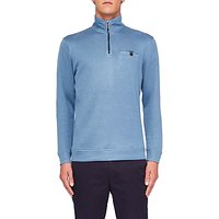 Ted Baker Dotkot Funnel Neck Zip Jumper