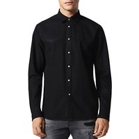 Diesel D-Planet Shirt, Black