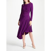 Lauren Ralph Lauren Sotto Dress, Haddon Violet