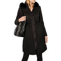 Karen Millen Lightweight Padded Coat