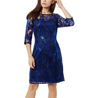 Fenn Wright Manson Corina Dress Petite, Blue
