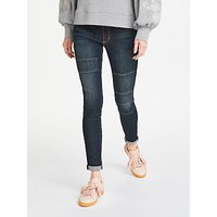 AND/OR Abbot Kinney Patch Skinny Jeans, Rock On
