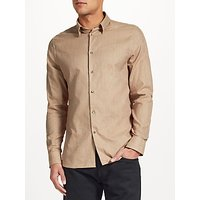 J.Lindeberg Daniel Two Tone Flannel Shirt