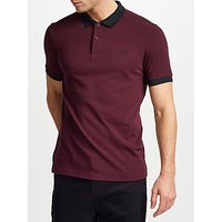 Fred Perry Matt Tipped Collar Polo Shirt