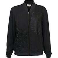East Yokahama Embroidered Jacket, Black