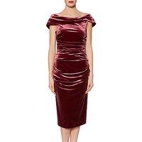 Gina Bacconi Jessica Off Shoulder Dress