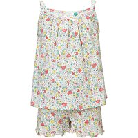 John Lewis Children's Spring Bloom Short Pyjamas, Multi