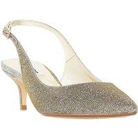 Dune Casandra Kitten Heel Slingback Court Shoes