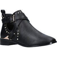 Miss KG Seb Studded Ankle Boots, Black
