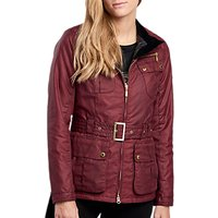 Barbour International Trail Waxed Jacket