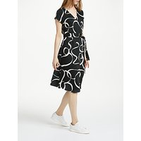 Numph Azha Dress, Caviar