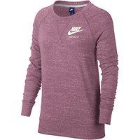 Nike Gym Vintage Crew Neck T-Shirt, Pink