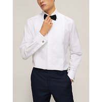 Smyth and Gibson Non Iron Marcella Contemporary Fit Dress Shirt, White