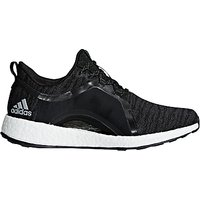 adidas Pure Boost X Women's Running Shoes, Carbon Grey