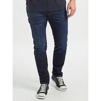 Scotch & Soda Ralston Regular Slim Fit Jeans, Dark Wash