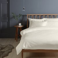 John Lewis & Partners Specialist Temperature Balancing 400 Thread Count Cotton Bedding, Cream