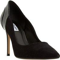 Dune Bayly Stiletto Heeled Court Shoes