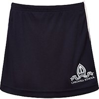 Chigwell School Skort, Navy Blue