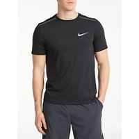 Nike Breathe Tailwind Short Sleeve Running Top