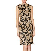 Gina Bacconi Dorothy Floral Embroidered Dress