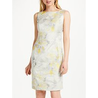 Bruce by Bruce Oldfield Jacquard Shirt Dress, Yellow