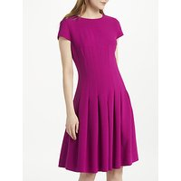 Bruce by Bruce Oldfield Pleated Dress, Gerbera