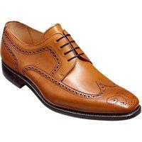 Barker Larry Goodyear Welt Leather Derby Brogues, Cedar