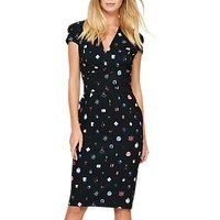 Damsel in a dress Gemstone Printed Dress, Multi