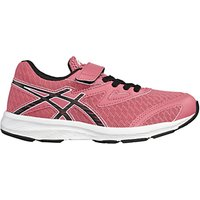 Asics Children's Aplica PS Lace & Riptape Trainers, Pink