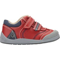Start-Rite Childrens Tough Bug First Shoes, Red