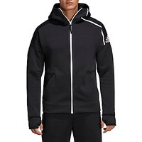 Adidas Z.n.e Fast Release Training Hoodie, Heather/black