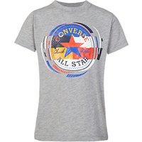 Converse Boys Retro Colour Block T-Shirt