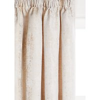 John Lewis and Partners Compton Pair Textured Lined Multiway Curtains