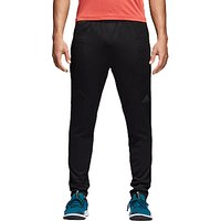 adidas Climalite Workout Training Joggers, Black