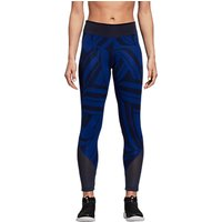 Adidas D2m Training Tights, Black/blue