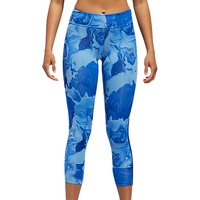 Adidas Response Running Tights, Aero Blue