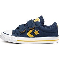 30b60d6bcde3 Save 50% - Converse Children s Star Player Riptape Trainers