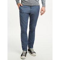 Carhartt WIP Sid Slim Tapered Trousers, Stone Blue