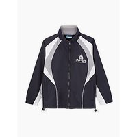 Chigwell School Tracksuit Top, Navy Blue