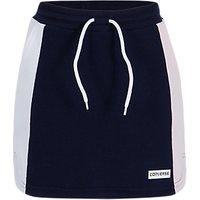 Converse Girls Retro Trim Skirt, Blue/White