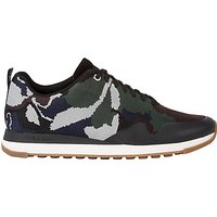 PS Paul Smith Rappid Lace Up Trainers, Khaki