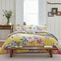 Joules Whitstable Bedding, Yellow / Multi