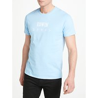Edwin Japan Short Sleeve T-Shirt, Pool