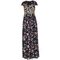 Ted Baker Mariz Hampton Maxi Dress, Black
