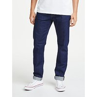 Edwin ED-80 Slim Tapered Jeans, Rinse