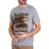 Barbour Land Rover Defender Terrain Graphic Print T-Shirt