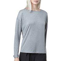 Finery Broadley Luxe Jersey T-Shirt, Grey