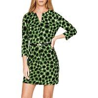Damsel In A Dress Olive Spot Tunic Dress, Khaki/ivory