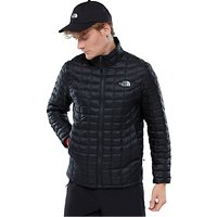The North Face Thermoball Full-Zip Mens Insulated Jacket, Black