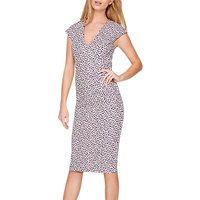 Damsel in a Dress Confetti Print Dress, Multi